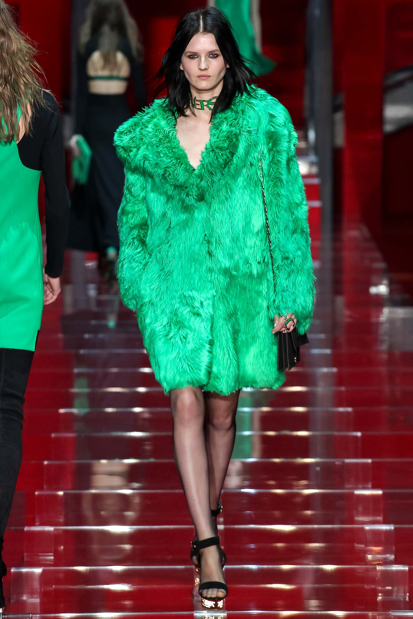 Green in fashion 2018 The ten color trends for Spring Summer 2018