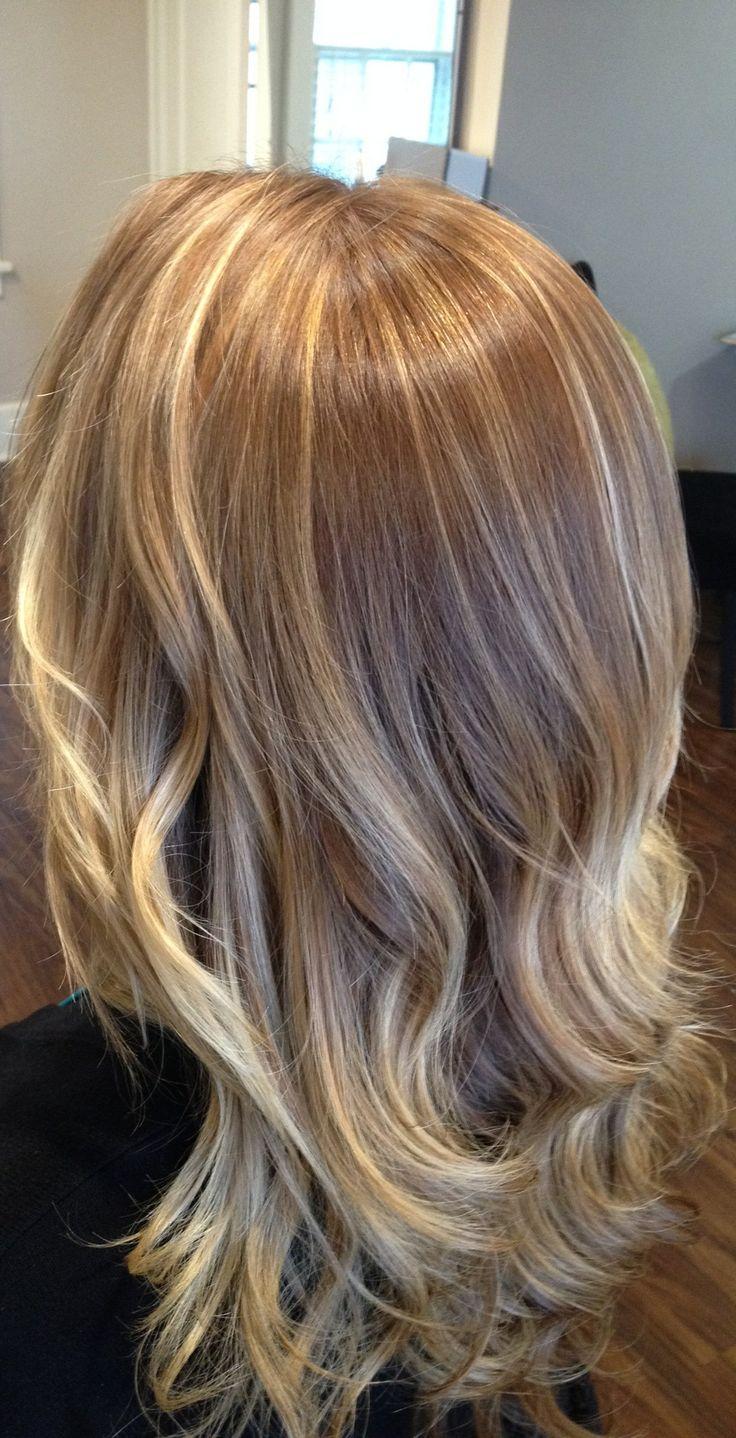 Окрашивание волос 19