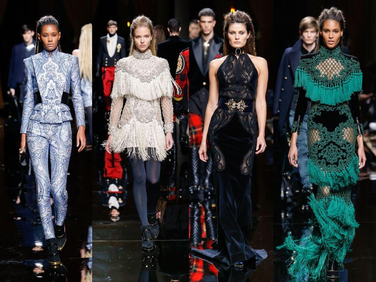 модные тенденции сезона осень-зима 2017-2018