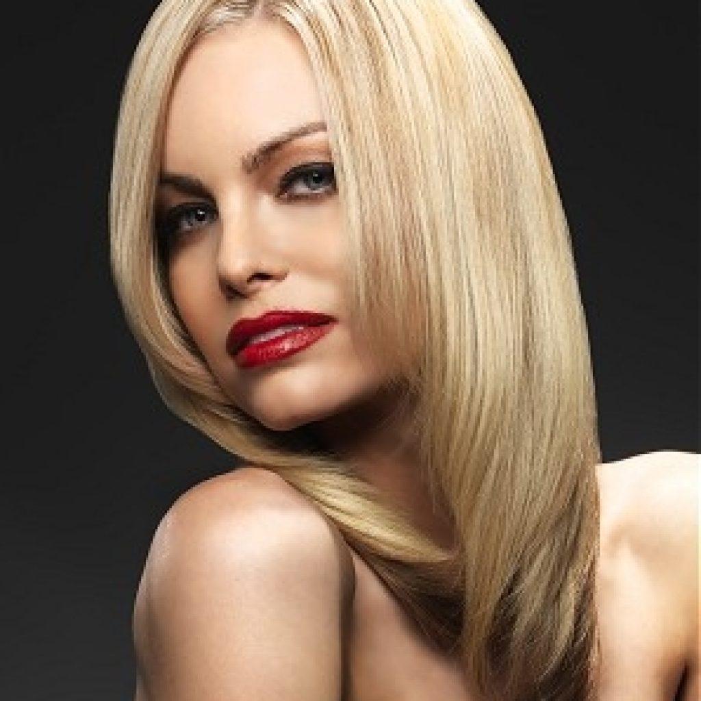 прическа без укладки на длинные волосы