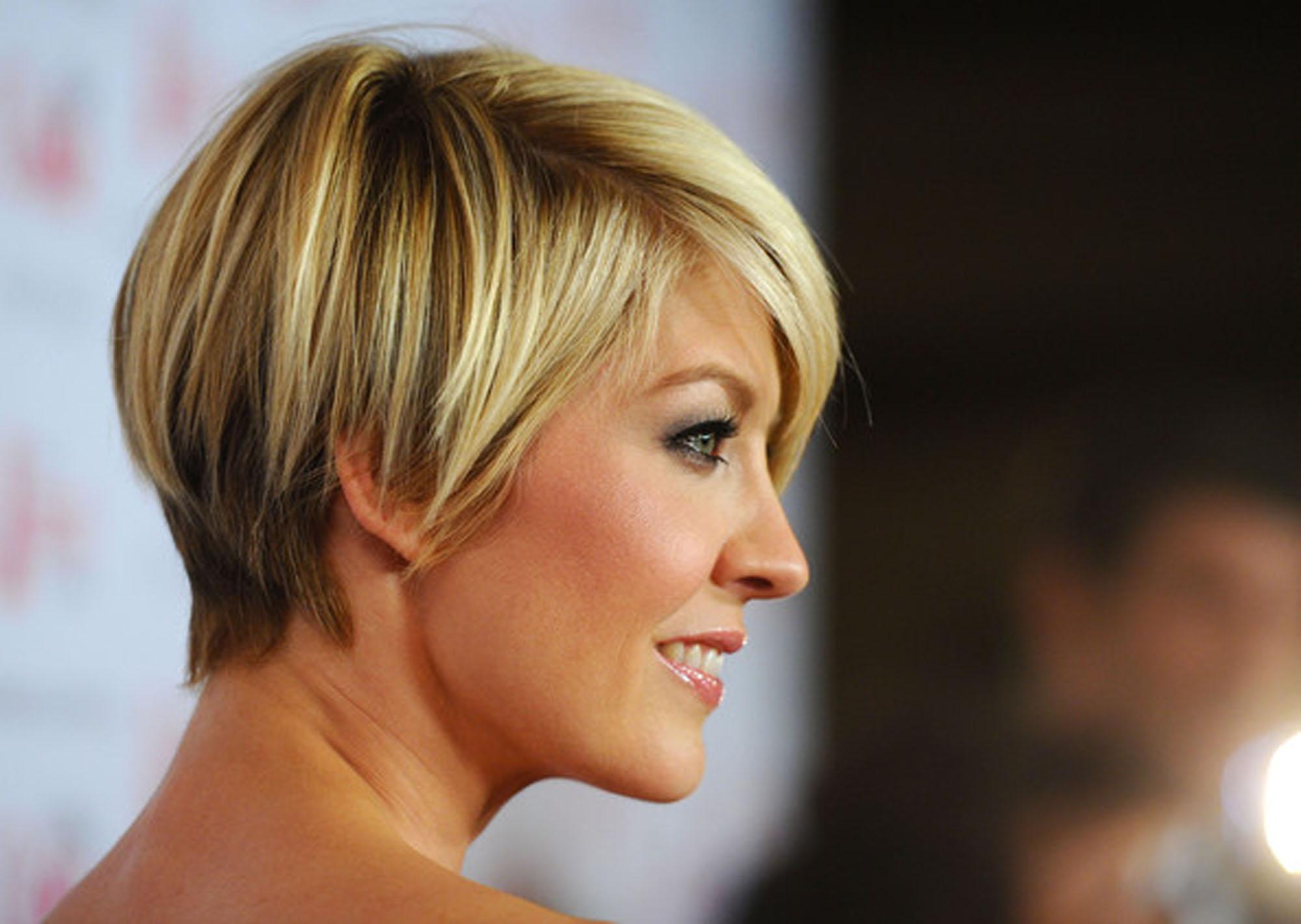 Виды стрижек для коротких и тонких волос